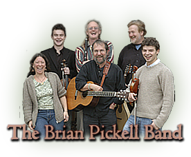 The Brian Pickell Band